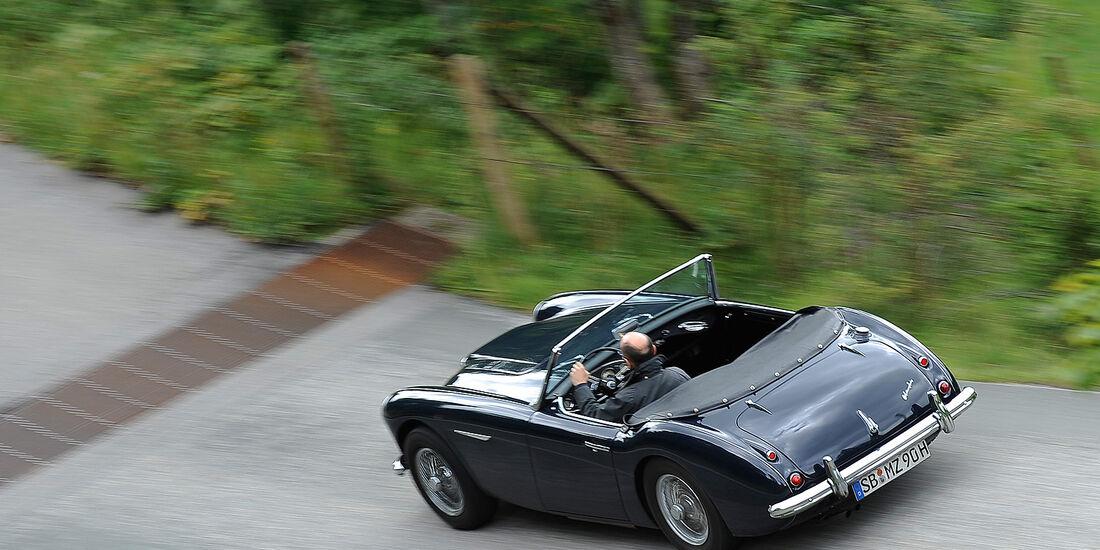 Austin-Healey 3000 MKI