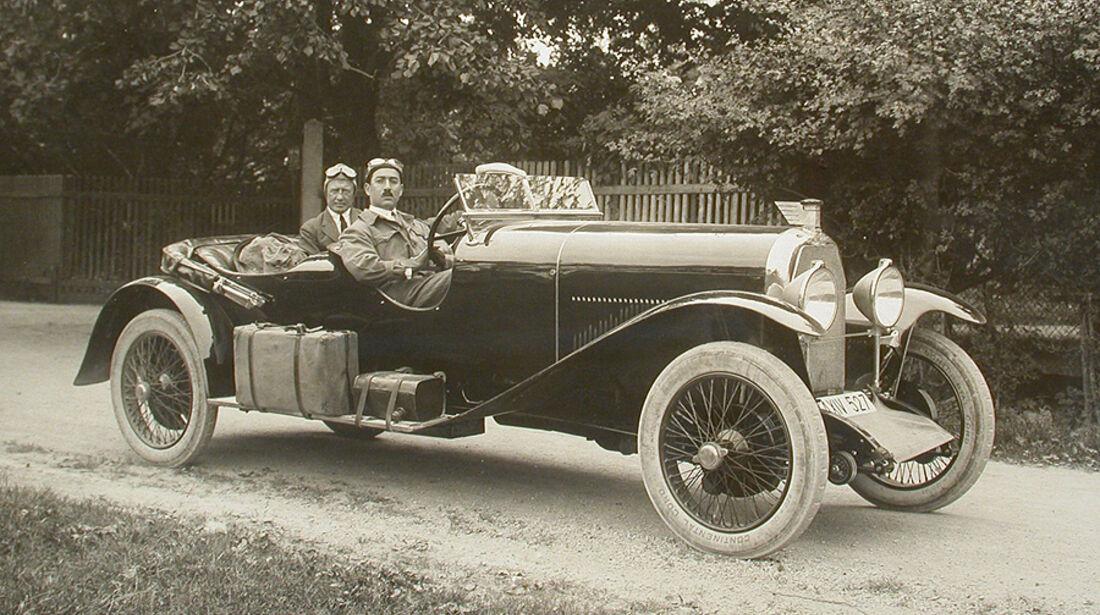 Austro Daimler ADM Sport 1926
