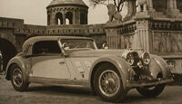 Austro Daimler ADR6 Bergmeister Spezial Cabriolet 1926