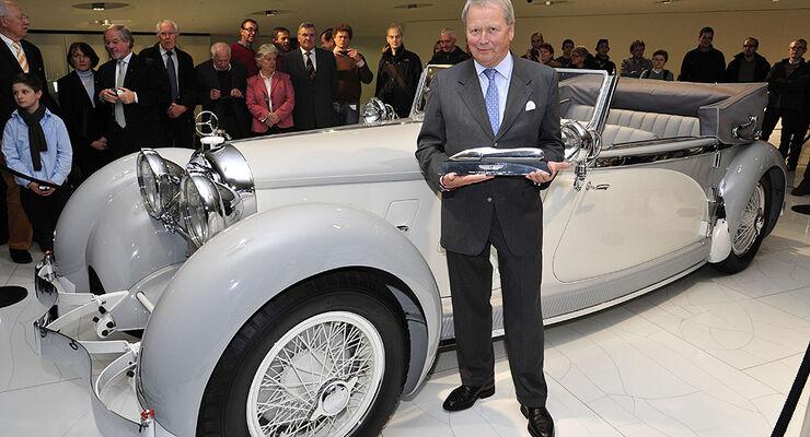 Austro Daimler Bergmeister Wolfgang Porsche