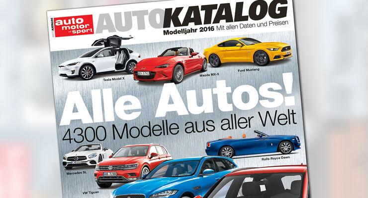 Auto Katalog 2016 - Cove