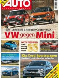 Auto Straßenverkehr Heft 26/2018 Cover Heftvorschau
