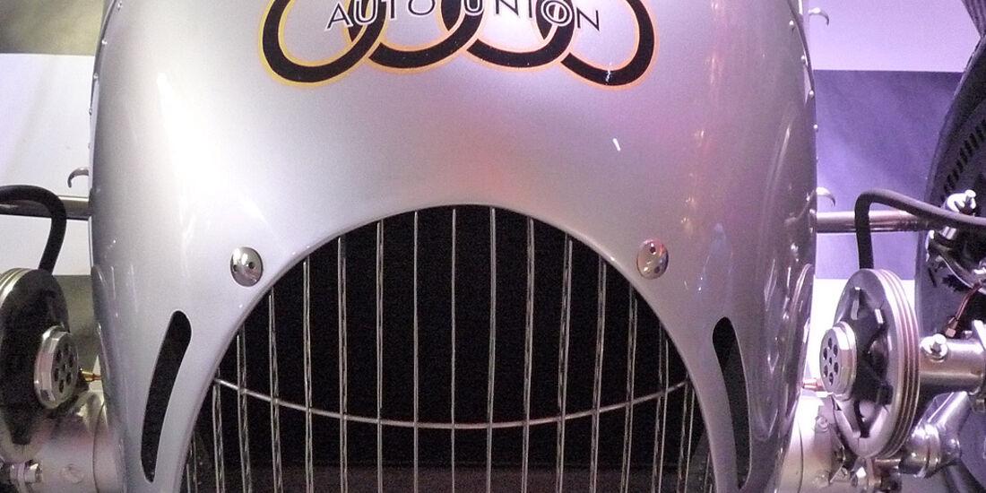 Auto Union Rennwagen 1937