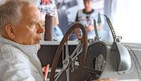 Auto Union Typ D, Ulrich Hackenberg, Cockpit