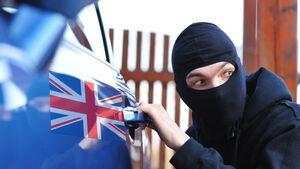 Autodiebstahl UK