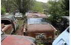 Autofriedhof Bästnäs, Opel Olympia Kapitän