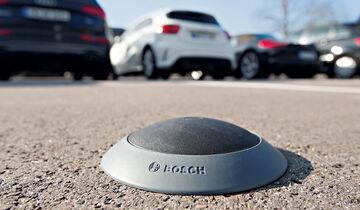 Automatisiertes Parken, Bosch-Sensor