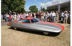 Automobil-Design, Ghia Gilda, Seitenansicht