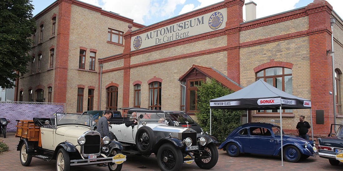 Automuseum Dr. Carl Benz in Ladenburg