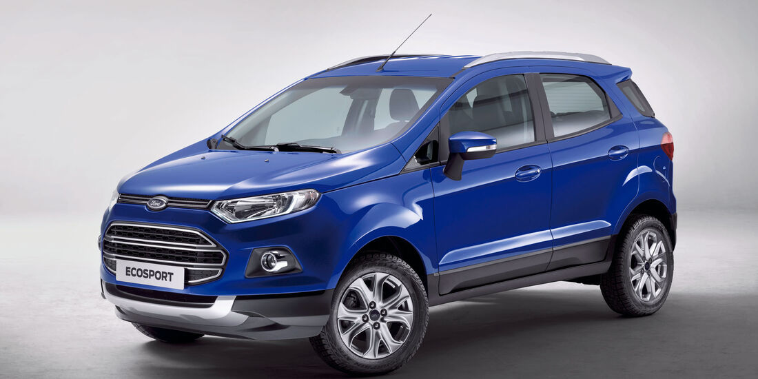 Autonis 2016, Leserwahl, Ford EcoSport