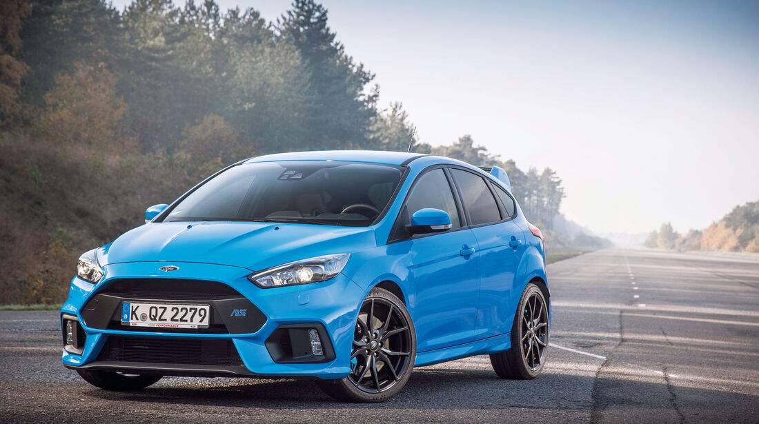 Autonis 2016, Leserwahl, Ford Focus RS