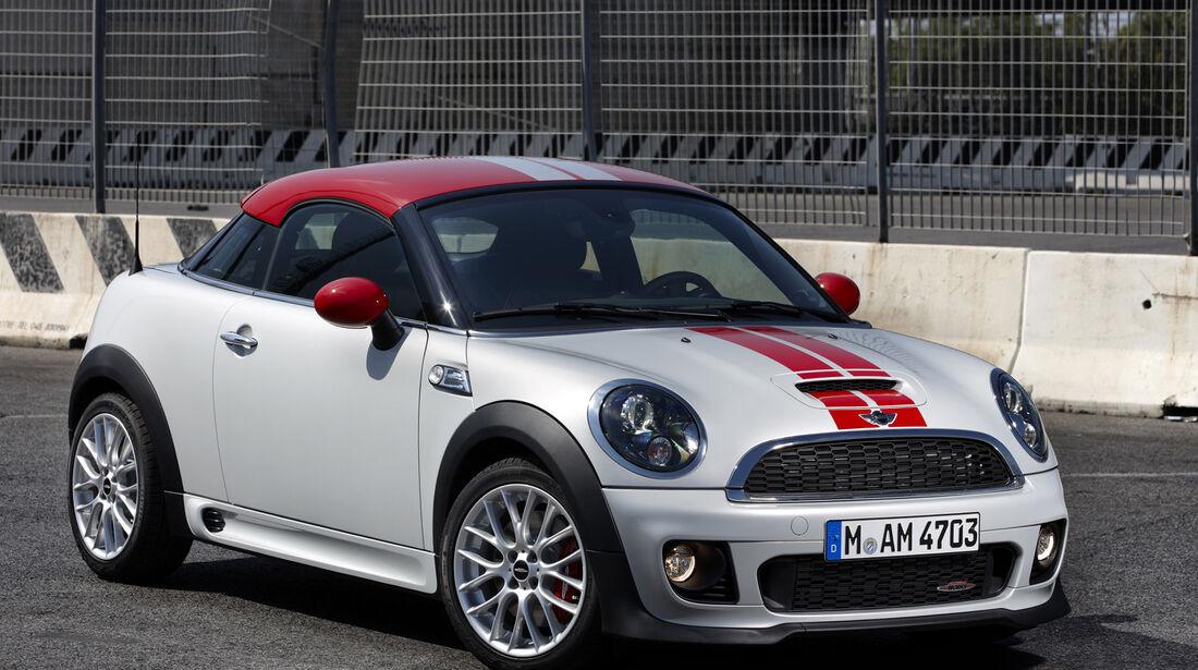 Autonis Leserwahl: Kleinwagen - Mini Coupé