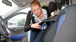 Autopflege, Reinigung, Innenraum