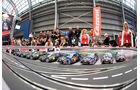 Autos Rennbahn Carrera Challenge Tour 2009 Finale Essen