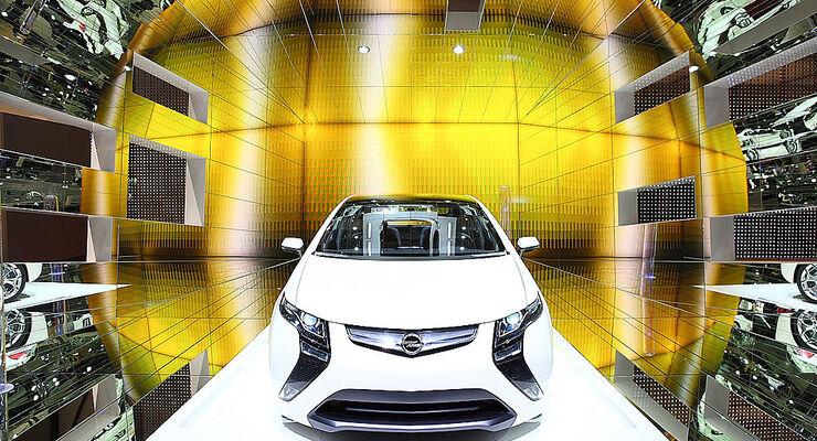 Autosalon Genf 2009 Impressionen
