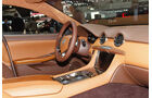 Autosalon Genf 2012, Cockpit, Fisker-Karma-EV-ER