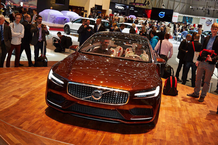 Autosalon Genf 2014, Volvo Estate Concept
