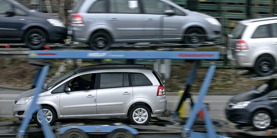 Autotransport, Export