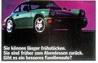 Autowerbung, Porsche