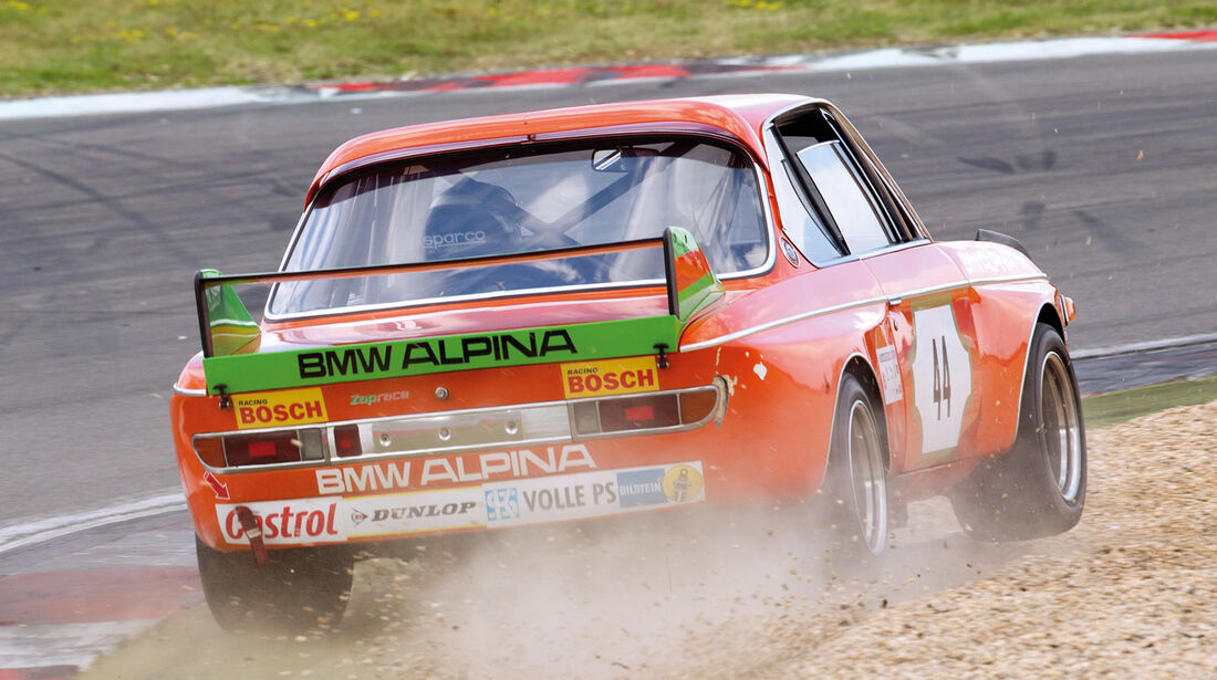 AvD-Oldtimer-GP, Alpina BMW 3.0 CSL