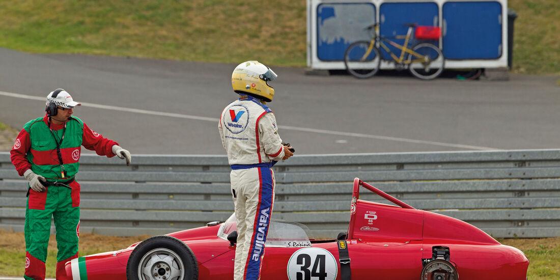 AvD-Oldtimer-GP, Moretti Branca, Formel Junior