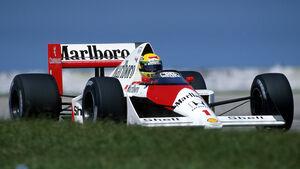 Ayrton Senna - 1989 - McLaren-Honda MP4/5