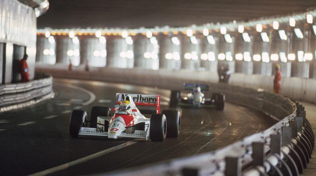 Ayrton Senna - 1990