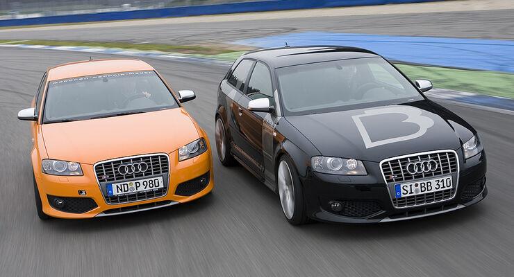 B&B-Audi S3, MTM-Audi S3