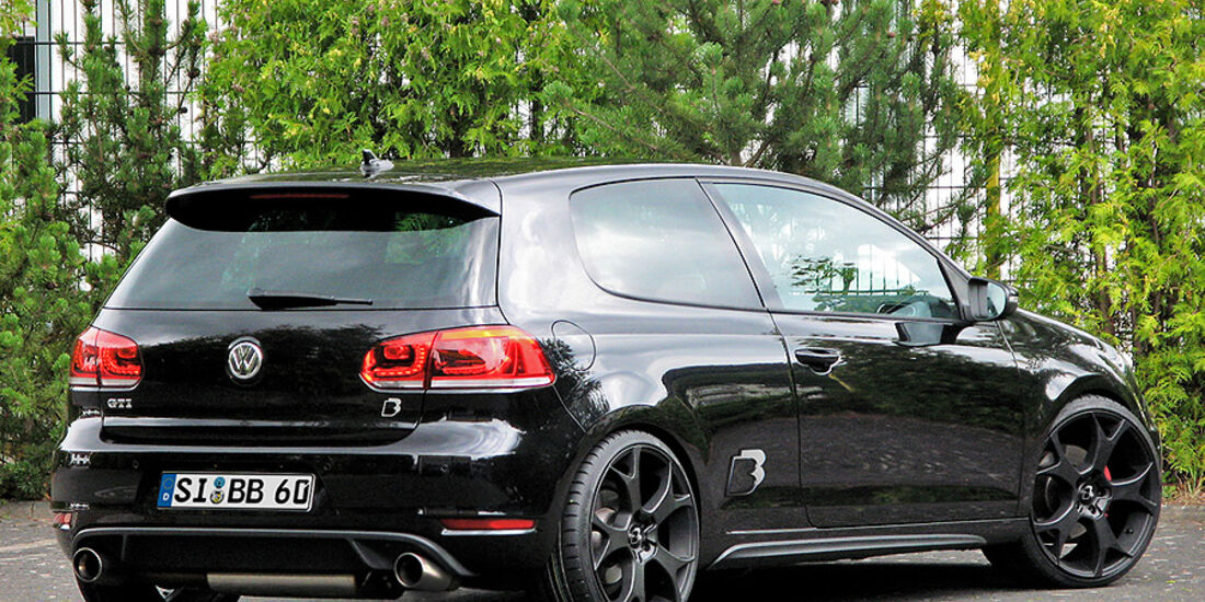 B&B VW Golf GTI Edition 35,