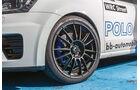 B&B-VW Polo R WRC, Rad, Felge, Bremse
