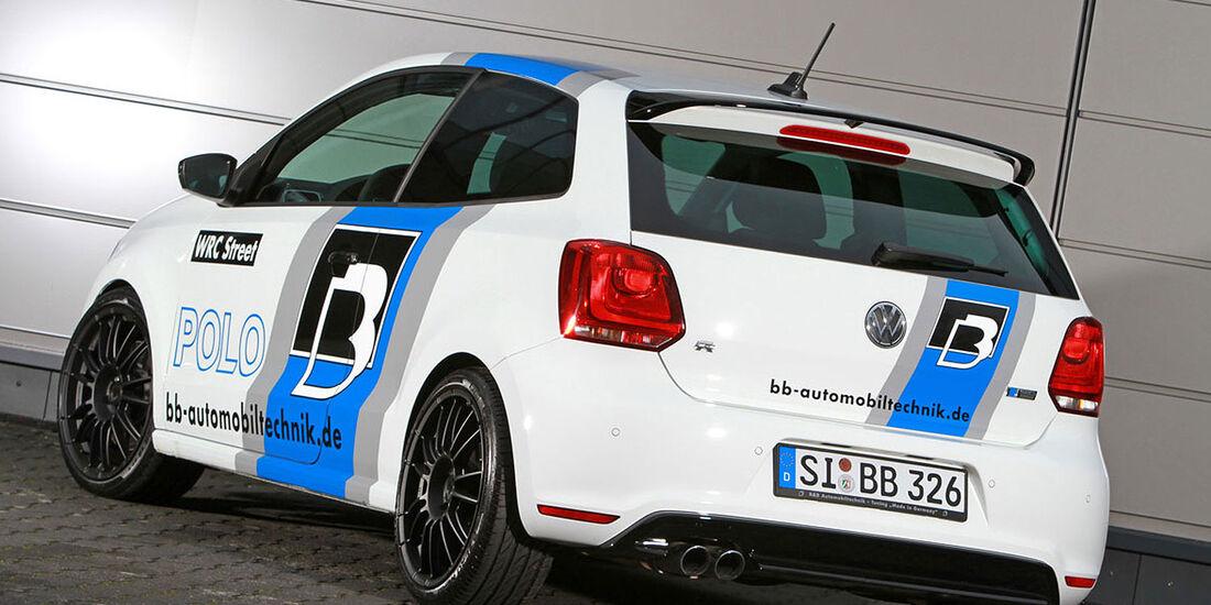 B&B VW Polo WRC Street