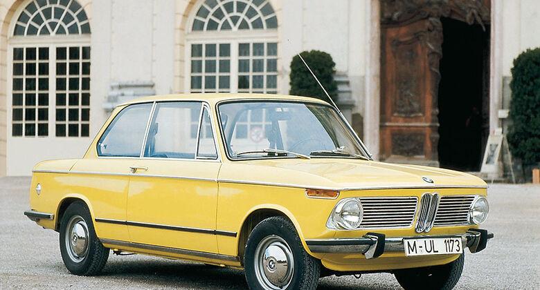 BMW 02 Baujahr 1966