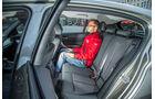 BMW 116d EDE, Fondsitz