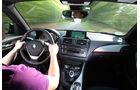 BMW 118i Sport Line, Cockpit