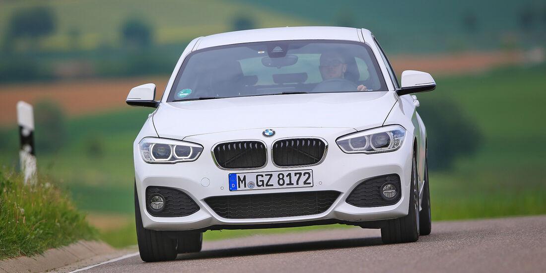 BMW 120i - Serie - Kompaktwagen bis 35000 Euro - sport auto Award 2019