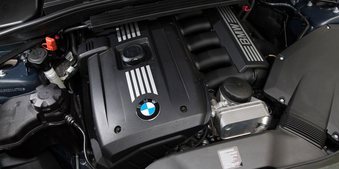 BMW 125i Cabrio, Motor