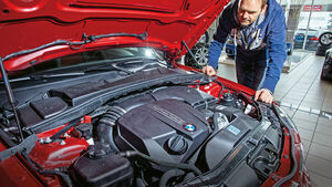 BMW 135i Coupé, Motor
