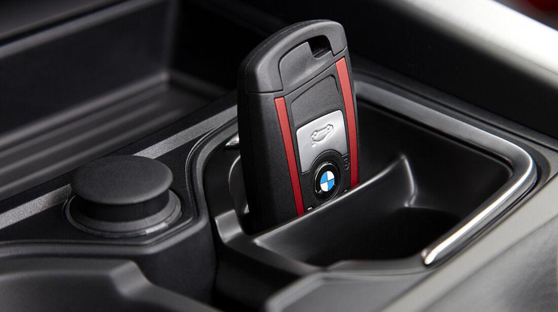 BMW 1er, 2011, Zündschlüssel