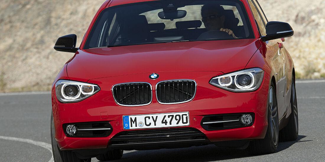 BMW 1er, 2011