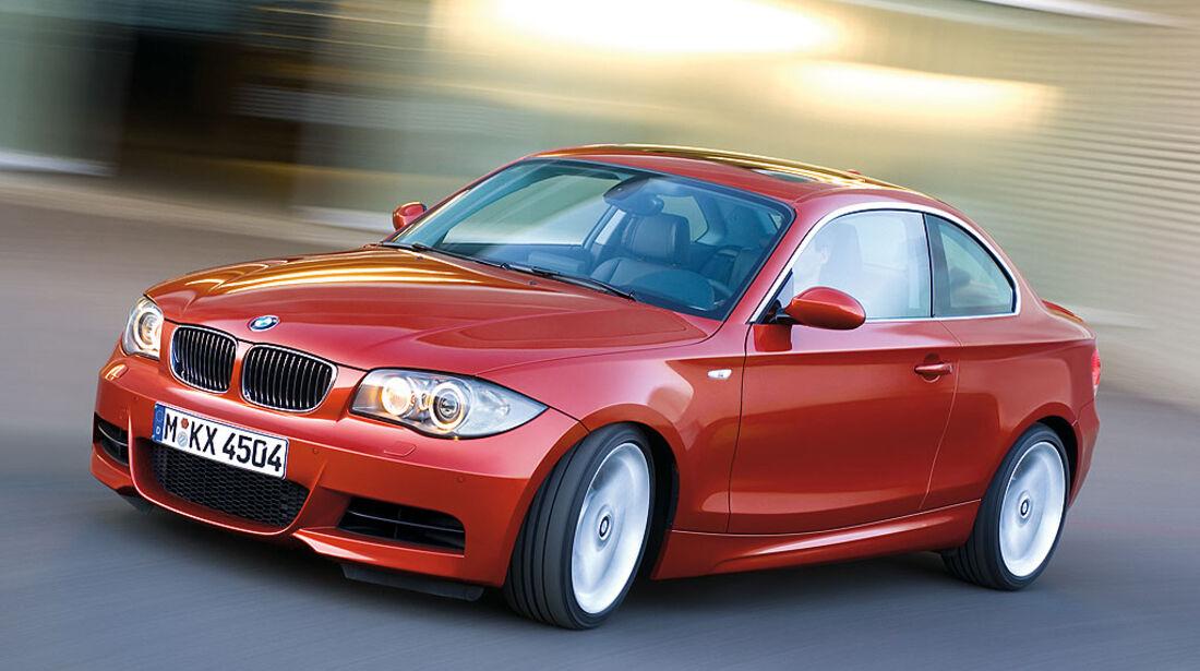BMW 1er Coupé Baujahr 2007