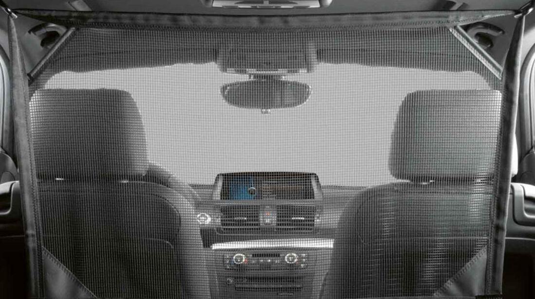 BMW 1er, Gepäckraumtrennnetz