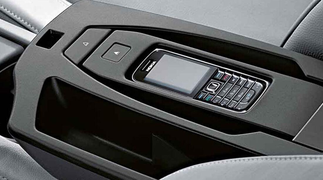 BMW 1er, Handyvorbereitung Business