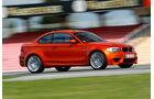 BMW 1er M Coupe, Seitenansicht