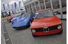 BMW 2002, Corvette, Autos der Coys-Auktion auf dem AvD Oldtimer Grand-Prix 2010