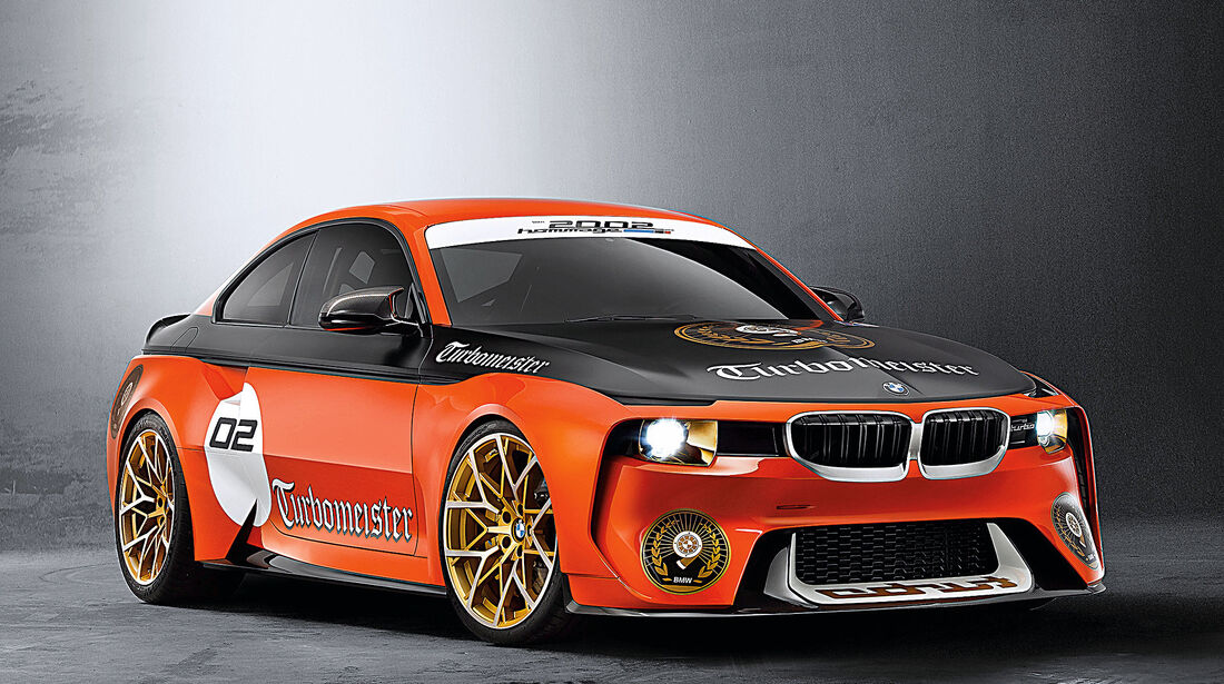 BMW 2002 Homage Turbomeister