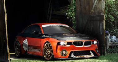 BMW 2002 Hommage Turbomeister