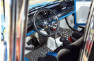 BMW 2002 ti Rallyeversion, Cockpit, Lenkrad