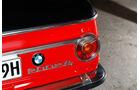 BMW 2002 tii Alpina, Heckansicht, Detail