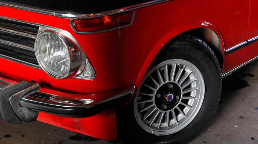 BMW 2002 tii Alpina, Rad, Felge