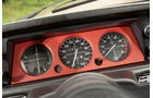 BMW 2002 turbo, Rundinstrumente
